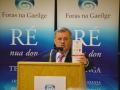 Cumann Merriman Winter School 2007 press conference